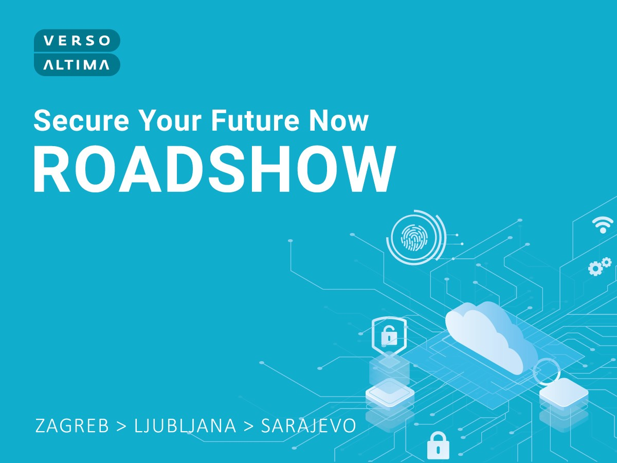 "Roadshow ""Secure Your Future Now"" organized by Verso Altima Group"