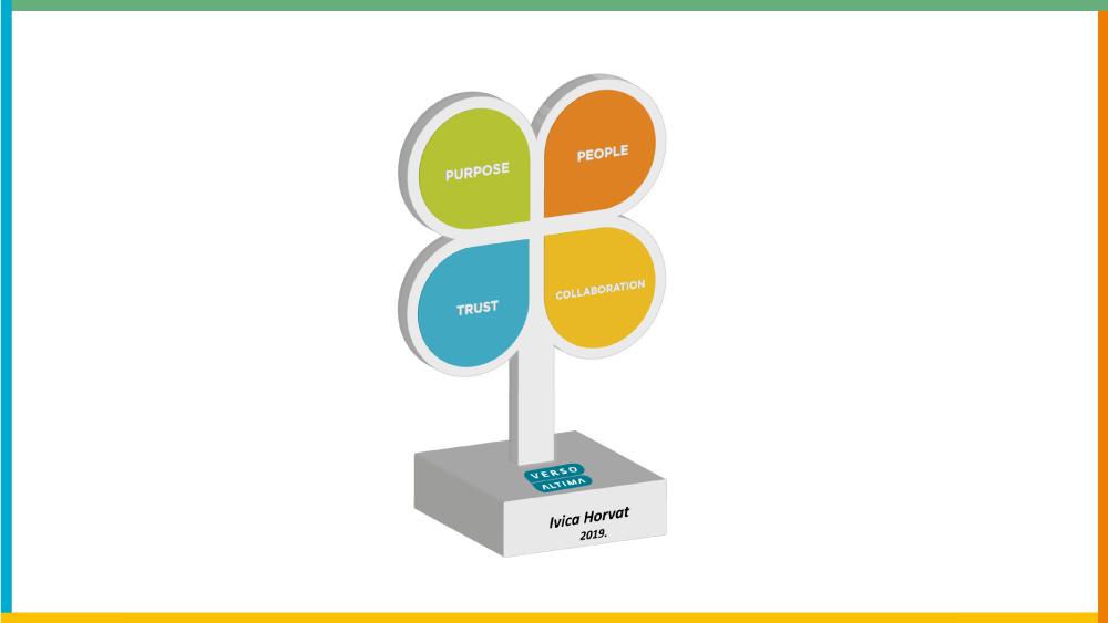 The Four Pillars award
