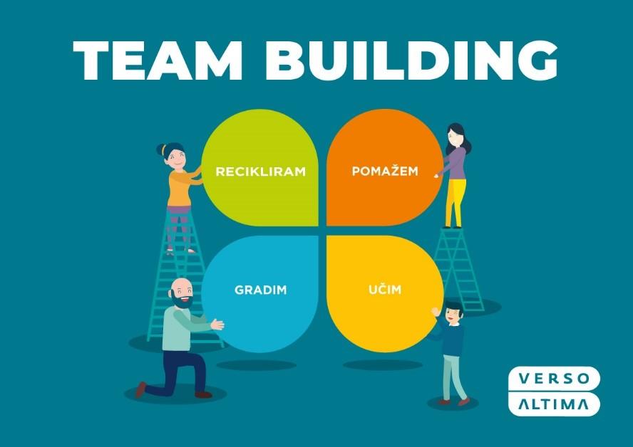 Team building programi